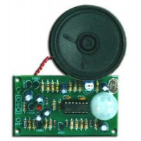 Ding Dong Door Chime Kit image