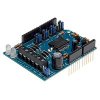 Motor and Power Shield Kit for Arduino® image