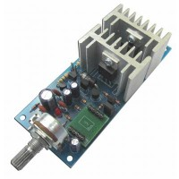 30A DC Motor Speed Control w Soft Start image