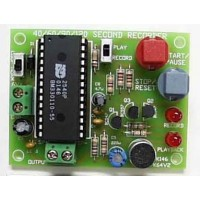 120 Second Message Recorder Kit image