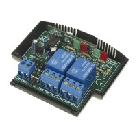 Velleman K8070 One Ch. Dual Output RF Receiver Kit image