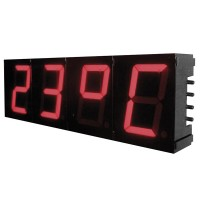 velleman k8089 7 Segment Digital Clock Kit image2