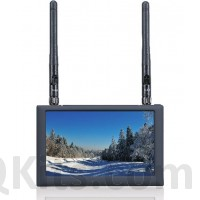 5.8G 5 inch FXT Diversity Receiver monitor with DVR, HDMI input