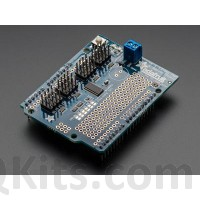 16-Channel 12-bit PWM/Servo Shield - I2C interface image