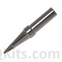 WELLER  ETO Replacement Tip, Type: 1/32 0.031IN 0.79mm Long Conical image