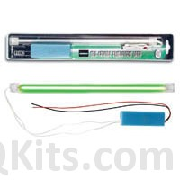 Green Cold-Cathode Fluorescent Lamp   PSU, 30cm image
