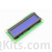 2 x 16 LCD with back light image