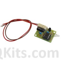 12V Car Battery Monitor Kit image