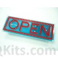 OPEN Sign Board Flasher image