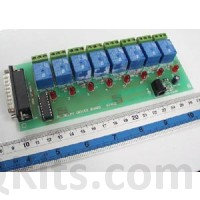 PC Driver Relay Board Kit (RoHS) image