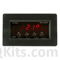 Digital Panel Thermometer image