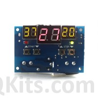 LED thermostat W1401