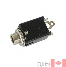1/4 inch Stereo Chassis Jack image
