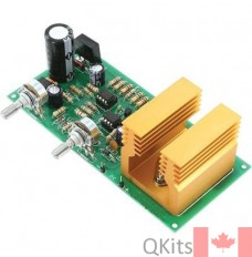 Regulated Power Supply 0-30V / 0-2.5A image