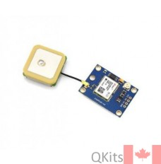 GPS Receiver with Serial Output image