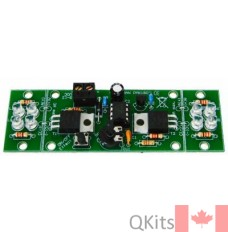 Two Channel Hi Power LED Flasher Kit image