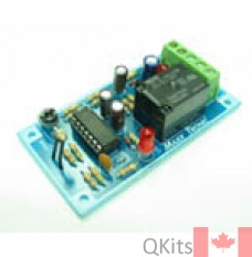 Night Activated Switch Module (Delay on/off) image
