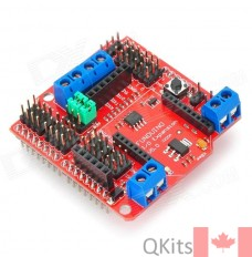 Arduino I/O Expansion board Xbee