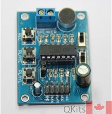 ISD1820 Voice record playback module