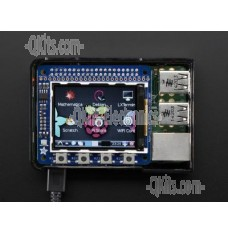 PiTFT 2.2 inch HAT Mini Kit - 320x240 2.2 inch TFT - No Touch image