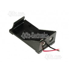 9 Volt Battery Holder with leads image