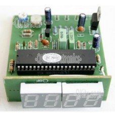 Digital DC Volt Meter Kit image