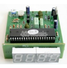 Digital AC Volt Meter Kit image