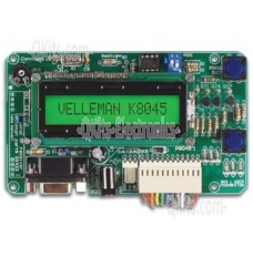 Velleman K8045 Programmable Message Board Kit image