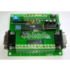 PC Serial Port Stepper Motor Interface Card image