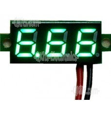 DVM-3.0 - 30V-GREEN-LED image