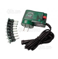 3 -12 VDC 1.5A Switching Power Supply image