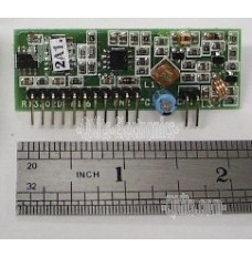 4 ch. 434 MHz Receiver Module image