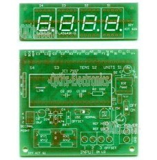 3 1/2 Digit LED Panel Meter Kit image