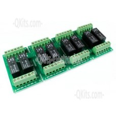 8 Ch Relay Card 12VDC image