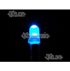 3mm Blue Diffused LED (10 pcs) image