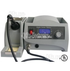 Soldering Station, LCD output, 60W CUL image