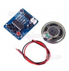ISD1820 record playback module with speaker