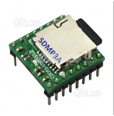 MP3 player stand alone module for use with arduino or Raspberry Pi