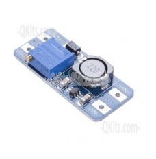 MT3608 DC to DC step UP converter up to 35VDC