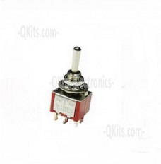 DPDT ON-OFF-ON Momentary Toggle Switch