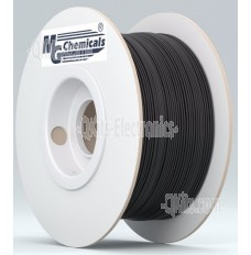 1.75mm PETG Black 3D Printer Filament MG Chemicals