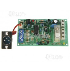 velleman K8072 DMX Controlled Relay Switch Kit image