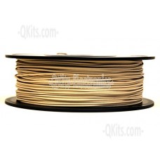 1.75mm PLA Wood 3D Printer Filament 1 kg spool MG Chemicals