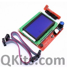 20 x 4 LCD Control panel for RepRap printer shield for RAMPS