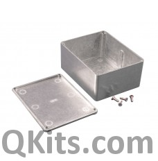 Zinc Die-Cast Enclosure 1590K432 Hammond