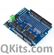 16 channel 12 bit PWM servo board using PCA9685