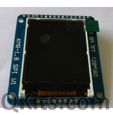 front view 1.8 inch LCD display with SPI interface