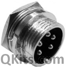 6 position chassis jack 25-736 Mode