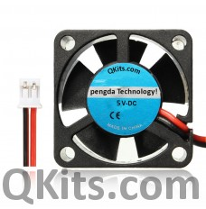 50mm 12volt DC muffin fan 10mm thick