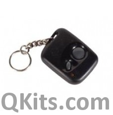 2 Channel Key Chain Transmitter image